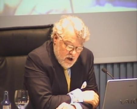 Terry Calvani. Subtitulado.